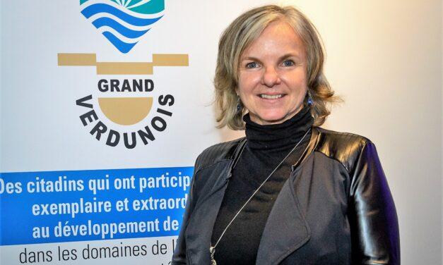 Sylviane Lussier, Personnalité d'affaires de mars 2021 du R.A.V.