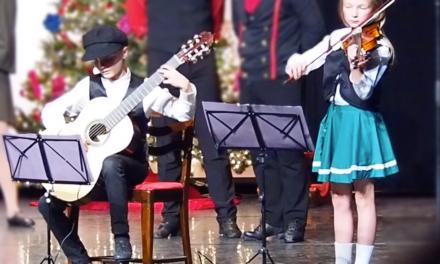 La Saint-Patrick à l'ÎDS avec Enya et Fox