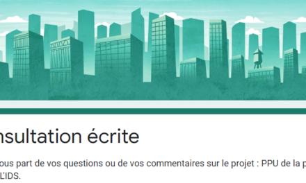 Pointe-Nord: consultation publique