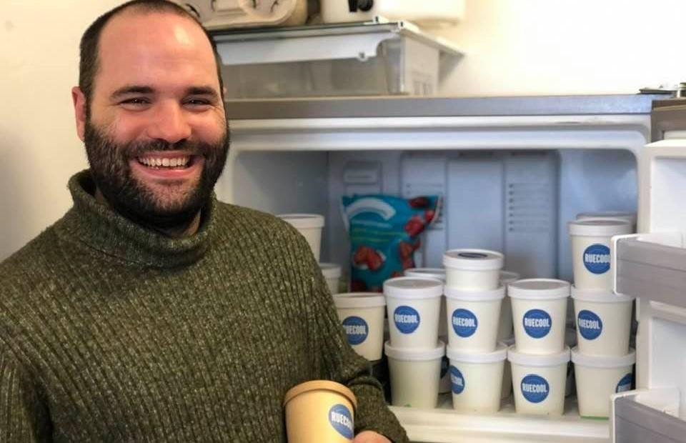 Daniel, l'artisan de la crème glacée