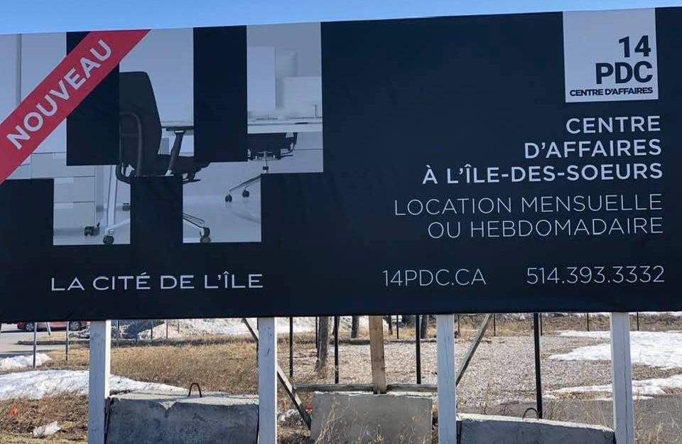 Nouveau Centre d'affaires à l'IDS