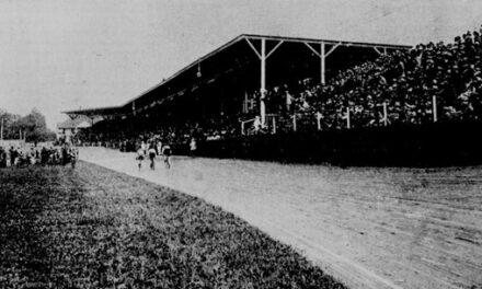 Histoire: un vélodrome à Verdun