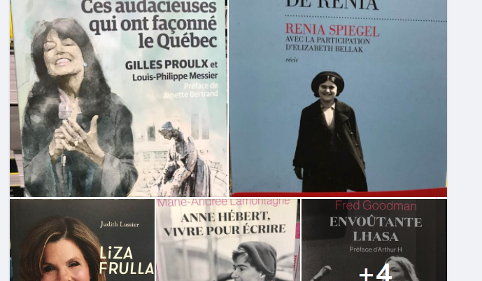 """Un livre pour honorer les Femmes"""""""