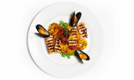 Gastronomie: le parfait Zeste du monde!