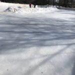 Sont belles, les patinoires !