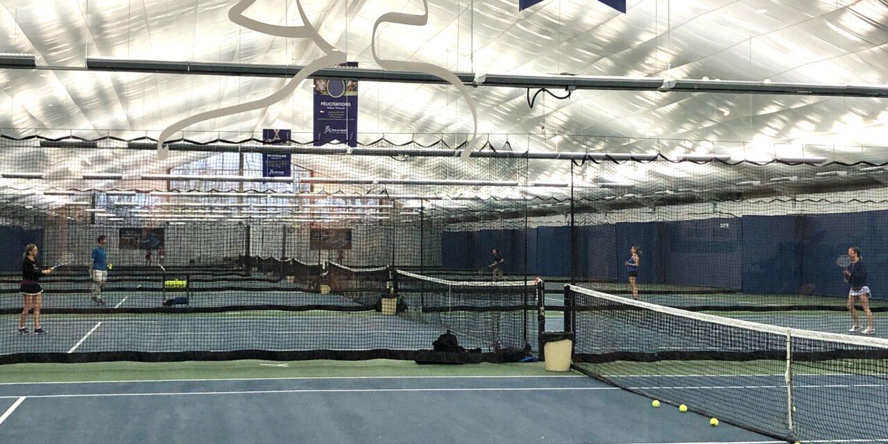 Tennis ÎDS: le retour d'un public heureux!