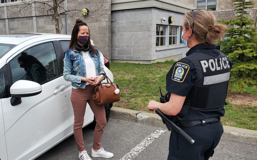 Police: avez-vous verrouillé vos portières?