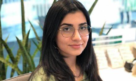 Dayan  Haidar, de la comptabilité au droit