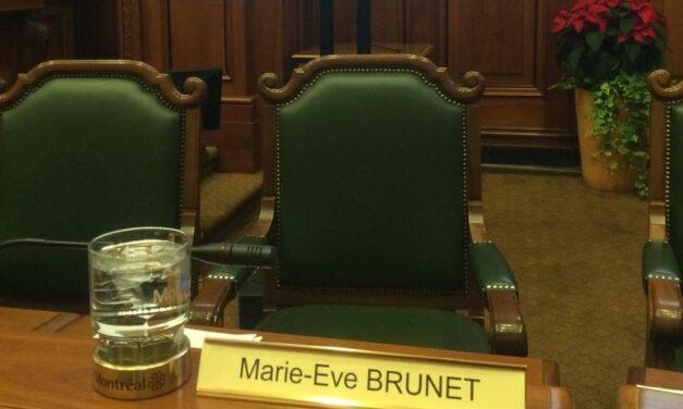 Verdun: M.-È. Brunet dit non au scrutin de 2021