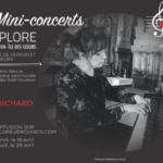 Mini-concerts Explore Verdun IDS – Élise Richard, Pianiste