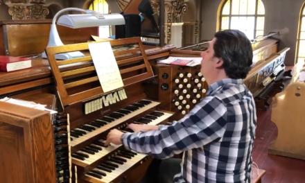 Explore: l'organiste Vincent Dodier