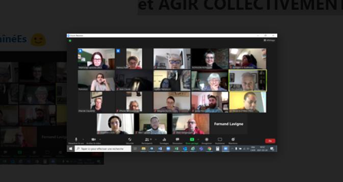 Ainés: 51e vidéoconférence de la COVID