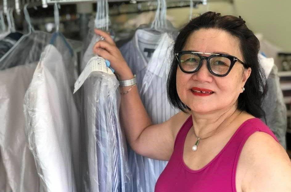 Couture, la chinoise